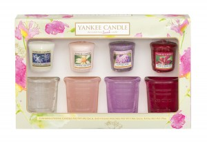 votives and buckets